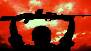 गडचिरोली: नक्षलवादी हल्ल्यात एक जवान शहीद