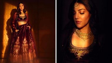 Kajal Aggarwal Engaged? अभिनेत्री काजल अग्रवाल हिने व्यवसायिकाशी साखरपुडा केल्याच्या चर्चा, वाचा सविस्तर