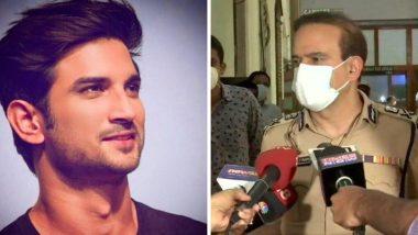 Sushant Singh Rajput  Death प्रकरण सीबीआय कडे सोपावण्यावर मुंंबई पोलिस आयुक्त परमबीर सिंह यांंची प्रतिक्रिया वाचा