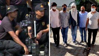 ISIS च्या कार्यकर्त्याला अटक, IED स्फोटकांसह एक पिस्तुल जप्त: दिल्ली पोलिस विशेष सेल