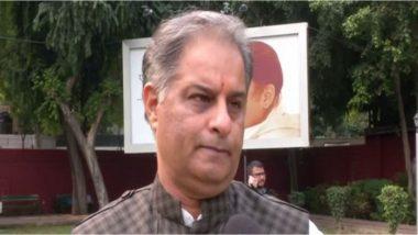 Rajiv Tyagi Passes Away : काँग्रेस पक्ष प्रवक्ते राजीव त्यागी यांचे Cardiac Arrest मुळे निधन