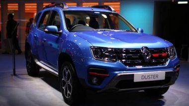 Renault Duster टर्बो पेट्रोल मॉडेल भारतात लॉन्च, किंमत 10.49 लाखांपासून सुरु