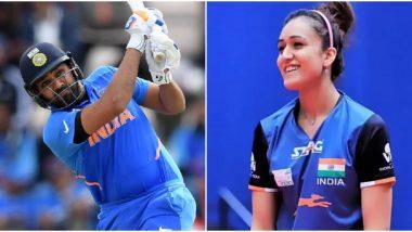 National Sports Awards 2020: रोहित शर्मा, टेबल-टेनिस चॅम्पियन मनिका बत्रासह 5 खेळाडूंनाखेल रत्न पुरस्कार जाहीर;पाहा अर्जुन, द्रोणाचार्य पुरस्कार विजेत्यांची संपूर्ण लिस्ट