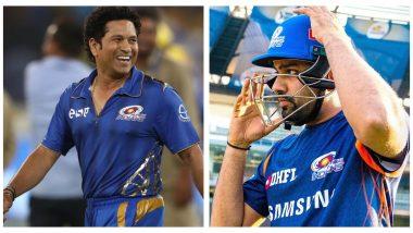 IPL 2020: रोहित शर्माला सचिन तेंडुलकर आणि शॉन पोलॅक पुन्हा हवे आहेत मुंबई इंडियन्स संघात, पाहा काय म्हणाला मास्टर-ब्लास्टर(See Tweet)