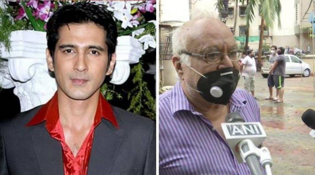 टीव्ही अभिनेता Sameer Sharma याच्या घरातून वास येत असल्याची शेजऱ्यांनी तक्रार केल्यानंतर पाहिले असता Ceiling ला लटकून आत्महत्या केल्याचे दिसले; इमारतीच्या सेक्रेटरींची माहिती