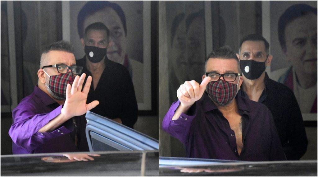 Sanjay Dutt Gets Discharged: अभिनेता संजय दत्त याला मुंबईच्या लीलावती हॉस्पिटलमधून सुट्टी