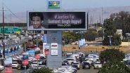 सुशांतच्या आत्महत्येप्रकरणी कॅलिफोर्नियात दिसले अभिनेत्याला न्याय देणारे पोस्टर, परिवाराने सुरु केली ##warriors4ssr चळवळ