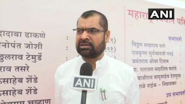 राजू शेट्टी सरड्याप्रमाणे रंग बदलतात; माजी कृषी राज्य मंत्री सदाभाऊ खोत यांची खोचक टीका