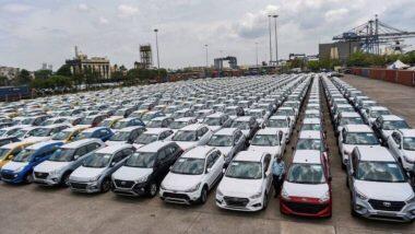 नवी गाडी खरेदी करण्याचा विचार, 4 लाखांहून कमी किंमतीतील 'या' कारवर दिला जातोय 40 हजारांपर्यंत बंपर डिस्काउंट