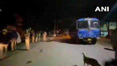 Bengaluru Violence: सोशल मीडिया पोस्टमुळे बंगळुरु येथे उसळलेल्या हिंसाचारात 2 जणांचा मृत्यू तर 60 पोलिस जखमी; आरोपी नवीन याला अटक