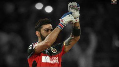 SRH vs RCB, IPL 2020:कोहलीचा 'विराट' पराक्रम; एमएस धोनी, गौतम गंभीर, रोहित शर्मा यांच्या एलिट यादीत झाला समावेश