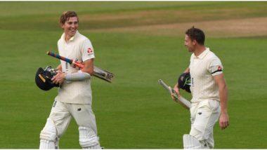 ENG vs PAK 3rd Test Day 1:झॅक क्रॉलीच्या दमदार डावाने इंग्लंडची आघाडी, जोस बटलर सोबत केली200 हुन अधिकची भागीदारी