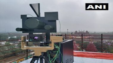 Independence Day 2020: स्वातंत्र्य दिनानिमित्त लाल किल्ल्यावर सुरक्षेसाठी 'मेड इन इंडिया' Anti-Drone System चा वापर; लेझर हत्यारं, मायक्रो ड्रोन्स निकामी करण्याची क्षमता