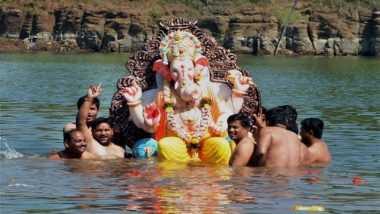 Mumbai: गणेशोत्सवादरम्यान 246 विसर्जन स्थळी, 1,64,761 मूर्तींचे विसर्जन; मुंबईकरांच्या सहकार्याबद्दल महापौर व आयुक्तांनी व्यक्त केले आभार