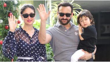 Kareena Kapoor Is Pregnant Again! दुसऱ्यांदा आई होणार करीना कपूर; सैफ आली खानसह जॉइंट स्टेटमेंट द्वारे दिली नवीन पाहुण्याच्या आगमनाची 'Good Newwz'!
