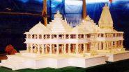 Ram Mandir बांधण्यासाठी सुरु केलेली जनसंपर्क मोहीम पूर्ण; तब्बल 2500 कोटींचे दान जमा, 9 लाख कामगार 10 कोटी कुटुंबांपर्यंत पोहोचले