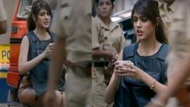 Rhea Chakraborty Viral Video: रिया चक्रवर्ती चा सिनेमा बॅंक चोर मधील 'हा' सीन होतोय व्हायरल, अर्णब गोस्वामी माझा आदर्श म्हणत मारलाय डायलॉग