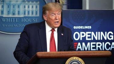 US Presidential Elections 2020: रिपब्लिकन पक्षाकडून Donald Trump व Mike Pence यांना अधिकृत उमेदवारी जाहीर