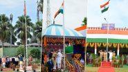 Independence Day 2020: देशातील विविध राज्य आणि केंद्रशासित प्रदेशात पार पडलेल्या ध्वजवंदनाचे खास क्षण (Photos Inside)