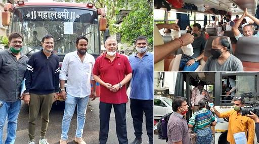 Ganeshotsav 2020 MNS Bus Service: गणेशोत्सवानिमित्त कोकणात जाणाऱ्या चाकरमान्यांसाठी मनसेने आजपासून सुरू केली विशेष बस सेवा