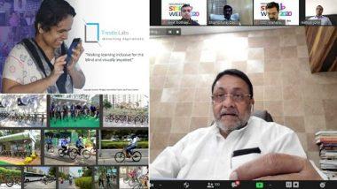 Maharashtra Startup Week: महाराष्ट्र स्टार्टअप सप्ताह संपन्न, उत्कृष्ट 24 स्टार्टअप्सची निवड जाहीर; कौशल्य विकास मंत्री नवाब मलिक यांची माहिती