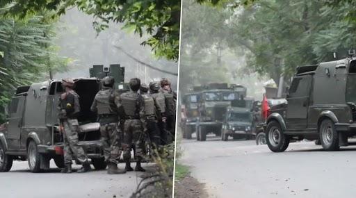 Pulwama Encounter: पुलवामाच्या झाडोरा भागात झालेल्या चकमकीत 3 दहशतवाद्यांचा खात्मा, तर एका सैनिकाचा मृत्यू