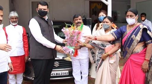 Former MLA Vijayraj Shinde: शिवसेनेचे माजी आमदार विजयराज शिंदे यांचा भाजपात प्रवेश