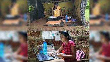 Sindhudurg Girl Swapnali Sutar: नेटवर्क नसल्याने डोंगरात झोपडी बांधून ऑनलाईन लेक्चर्स अटेंड करणाऱ्या स्वप्नाली सुतार हिला केंद्र सरकारची मदत