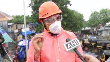 Mumbai Rains: मुंबईत गेल्या 10 तासाच्या आत 230 मिमी पावसाची नोंद; महापालिका आयुक्त इक्बाल सिंह चहल यांची माहिती