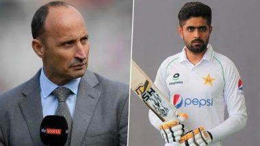 पाकिस्तानचा खेळाडू बाबर आझम आयपीएल खेळणार? इंग्लंडचा माजी कर्णधार नासिर हुसैन यांच्या वक्तव्यानंतर चर्चांना उधाण