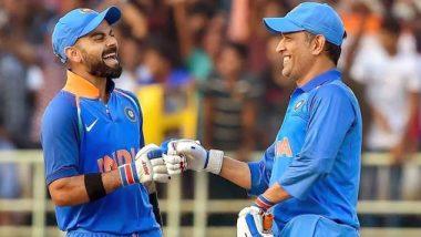 Virat Kohli Described MS Dhoni As Selfless: भारतीय क्रिकेट संघाचा कर्णधार विराट कोहलीने शेअर केल्या महेंद्रसिंह धोनी सोबतच्या 'या' खास आठवणी; पाहा संपूर्ण व्हिडिओ