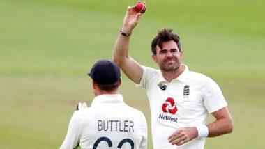 IND vs ENG 1st Test 2021: जेम्स अँडरसनने केली माजी टीम इंडिया दिग्गज अनिल कुंबळेच्या विक्रमाची बरोबरी, विराट कोहलीची विकेट ठरली विशेष