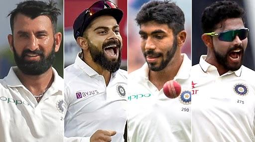 ICC Test Rankings: आयसीसीची कसोटी क्रमवारीत चेतेश्वर पुजाराला मिळाली बढती; विराट कोहली, जसप्रीत बुमराह, रविंद्र जाडेजाचे स्थान कायम