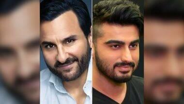 Bhoot Police: अभिनेता सैफ अली खान आणि अर्जुन कपूर 'भूत पोलिस' या चित्रपटातून पहिल्यांदाच दिसणार एकत्र; या वर्षाअखेरीस शूटिंगला होणार सुरुवात