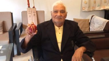 Sadashiv Raoji Patil Passes Away: भारताचे माजी टेस्ट क्रिकेटर सदाशिव रावजी पाटील यांचे कोल्हापुरात निधन,BCCIने दिला जुन्या आठवणींना उजाळा