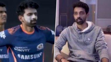 IPL 2020: धवल कुलकर्णीने मुंबई इंडियन्स फॅन्ससोबत मराठमोळ्या अंदाजातशेअर केली लॉकडाउन स्टोरी,चाहत्यांद्वारे व्हिडिओचे कौतुक (Watch Video)