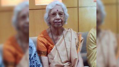 सुप्रसिद्ध लेखिका मीना देशपांडे यांचे निधन; गृहमंत्री अनिल देशमुखांनी ट्विटच्या माध्यमातून वाहिली श्रद्धांजली