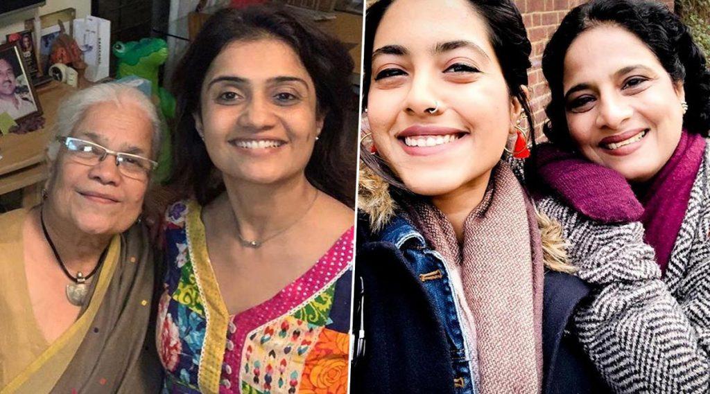 Daughters Day 2020: ज्योती-अमृता सुभाषसह 'या' 4 मायलेकींच्या जोड्या आहेत मराठी सिनेसृष्टीत प्रचंड लोकप्रिय