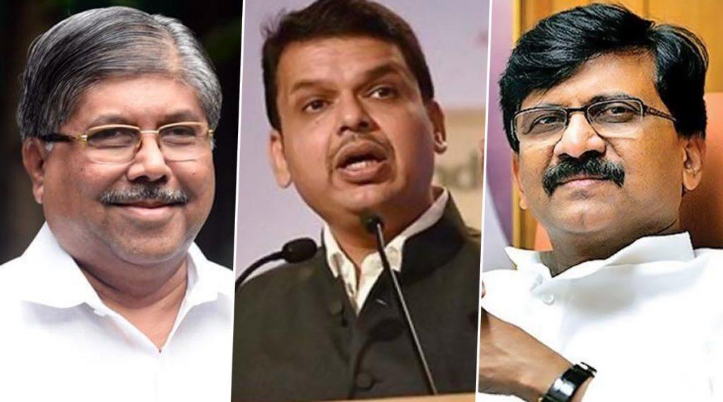 दोन भिन्न पक्षांतील प्रमुख नेत्यांनी भेट ही नक्कीच चहा बिस्कीट साठी नसणार- भाजप नेते चंद्रकांत पाटील