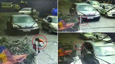 मुंबई: 3 वर्षाच्या चिमुकल्याच्या अंगावरुन गेली कार, सुदैवाने वाचला जीव; ऑनलाईन Video व्हायरल होताच पोलिसांंनी दाखल केला गुन्हा