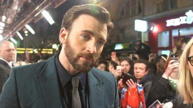 Captain America मधील Chris Evans ने चुकुन स्वतःचे Nudes केले लीक, ट्विटर वर फॅन्सनी दिल्या अशा प्रतिक्रिया