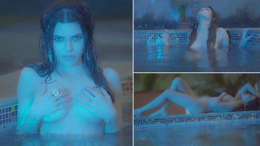 Sherlyn Chopra Hot Naked Video: स्विमिंग पूल मध्ये कपडे काढत न्यूड झाली शर्लिन चोपड़ा; 'हा' सेक्सी व्हिडिओ जरा एकट्यातच पाहा