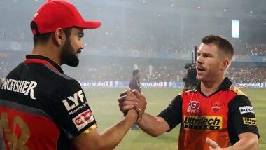 IPL 2020: रॉयल चॅलेंजर्स बंगळुरुकडून पराभूत झाल्यानंतर सनराइजर्स हैदराबाद संघाच्या कर्णधाराने दिली 'अशी' प्रतिक्रिया; पाहा काय म्हणाला? डेव्हिड वार्नर