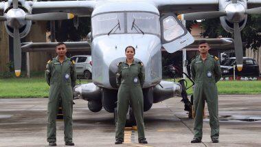 First Woman Pilot In Indian Navy: भारतीय नौदलात सब लेफ्टनंट शिवांगी पहिल्या महिला पायलट म्हणून सामील; जाणून घ्या त्यांच्या प्रेरणादायक प्रवासाबद्दल