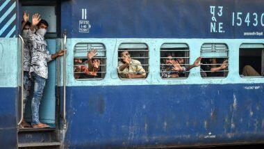 Indian Railways: श्रमिक ट्रेन मधून प्रवासावेळी 97 जणांचा मृत्यू, संसदेत रेल्वे मंत्रालयाने केला धक्कादायक खुलासा