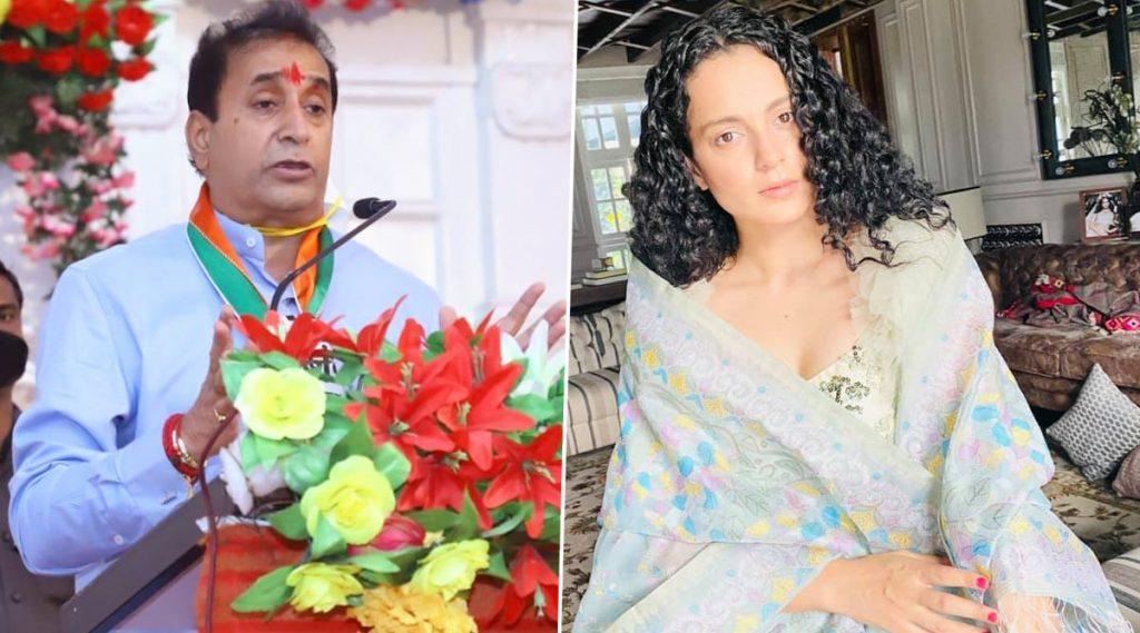 Maharashtra Home Minister Anil Deshmukh On Kangna Ranaut: कंगना रनौत ला मुंबई, महाराष्ट्रात सुरक्षित वाटत नसेल तर इथे राहण्याचा अधिकार नाही : गृहमंत्री अनिल देशमुखांची प्रतिक्रिया