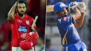 KXIP vs MI, IPL 2020: किंग्स इलेव्हन पंजाबने टॉस जिंकला, मुंबई इंडियन्स करणारपहिले बॅटिंग; पाहा प्लेइंग इलेव्हन