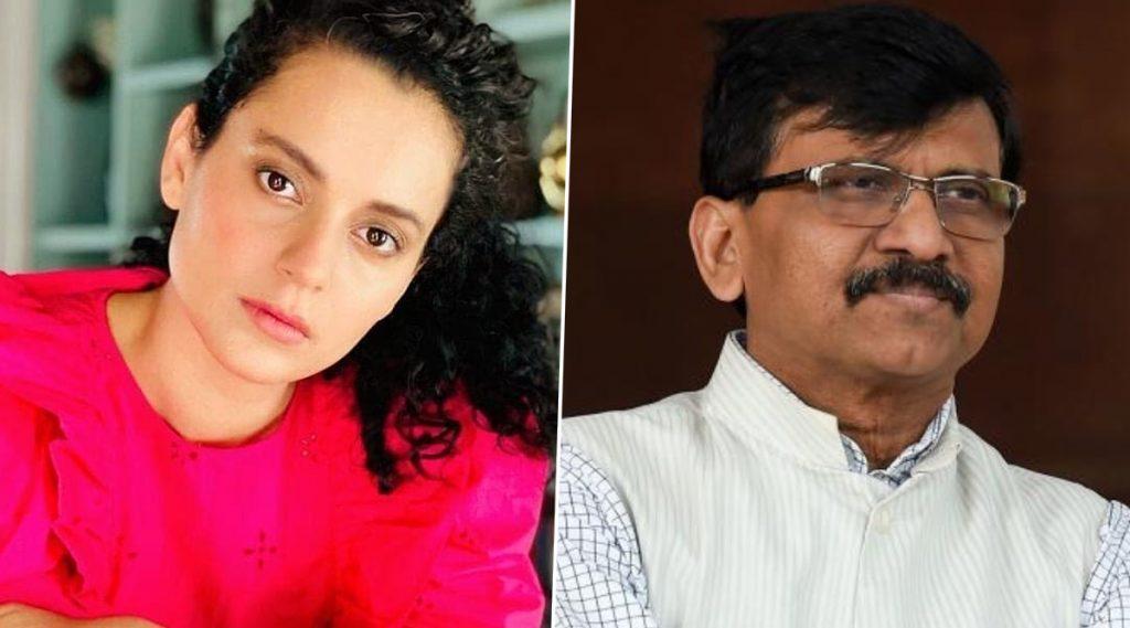 Shiv Sena MP Sanjay Raut On Kangna Ranaut: कंगना रनौत ला पाठिंबा देऊन मुंबई आणि मुंबई पोलिस दलाची प्रतिमा करण्याचा राजकीय प्रयत्न; संजय राऊत यांची प्रतिक्रिया