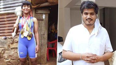 उल्लेखनीय! महाराष्ट्राची कुश्तीपटू सोनाली कोंडीबा मंडलिकसाठीरोहित पवारांनी पुढे केला मदतीचा हात,स्वीकारली प्रशिक्षणाची जबाबदारी
