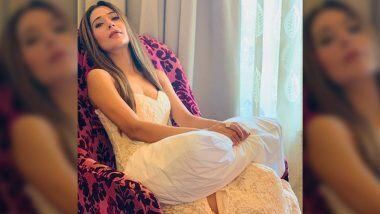 Actress Sara Khan Tests Positive for COVID-19: टीव्ही अभिनेत्री सारा खान हिला कोरोनाची लागण; सोशल मीडिया पोस्टद्वारे दिली माहिती